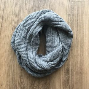Accessories - (2 for $10) Grey Infinity Scarf